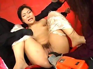 JAPANSK BONDAGE SEX 2 Extrem BDSM Sexuell bestraffning